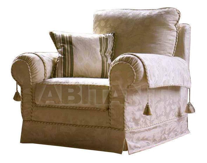 Купить Кресло Biba Salotti srl Classico don camillo Poltrona cm 95