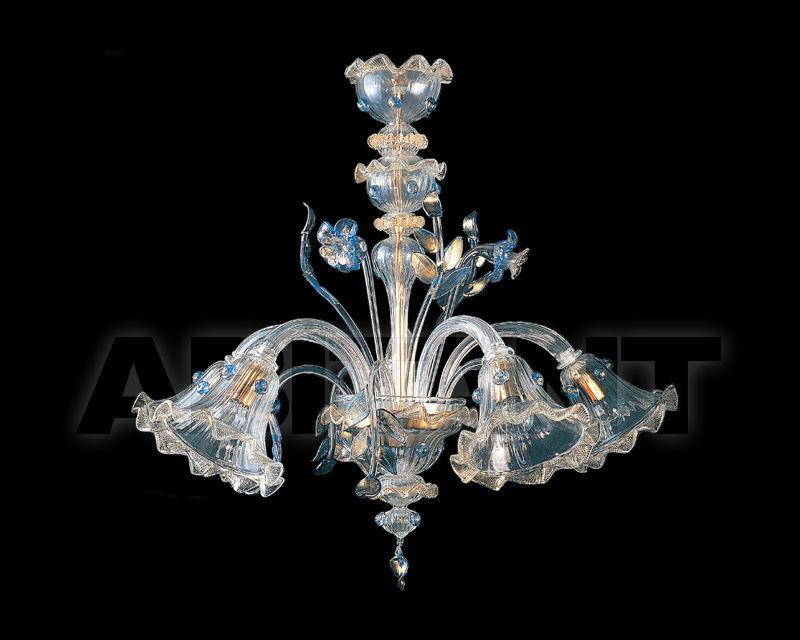 Купить Люстра Arte di Murano Lighting Classic 6253 5