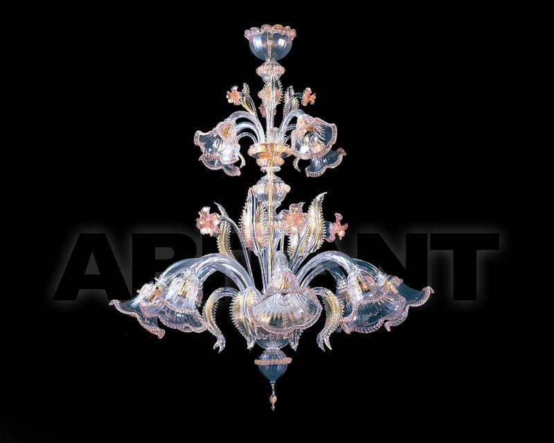 Купить Люстра Arte di Murano Lighting Classic 6613 8+4