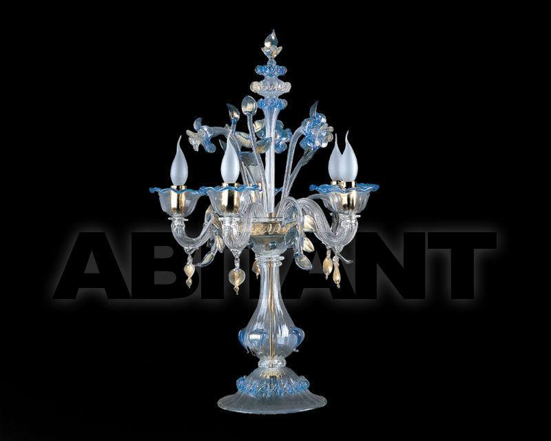 Купить Лампа настольная Arte di Murano Lighting Classic 6623 FL5