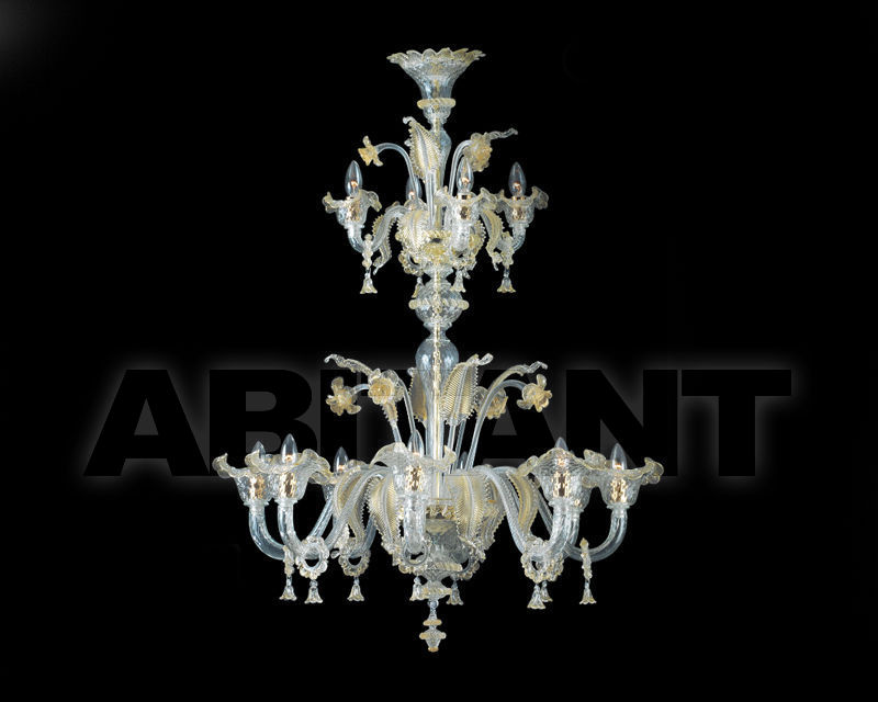 Купить Люстра Arte di Murano Lighting Classic 6673 8+4