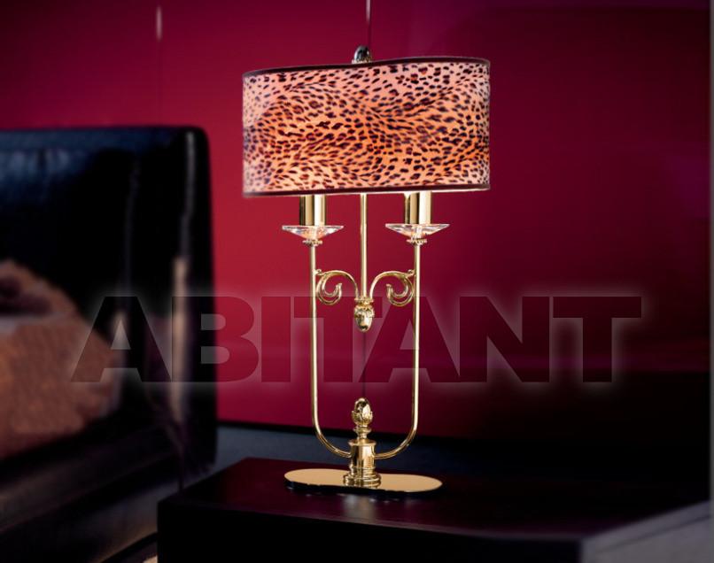 Купить Лампа настольная Effusioni di Luce Indice Alfabetico 5020.4022