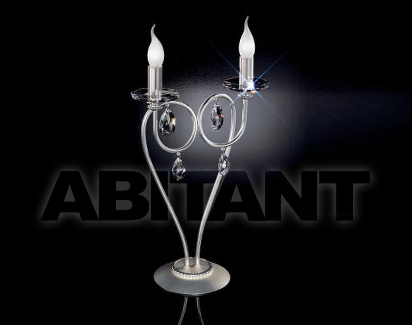 Купить Лампа настольная Effussioni di Luce Indice Alfabetico 5000.4027