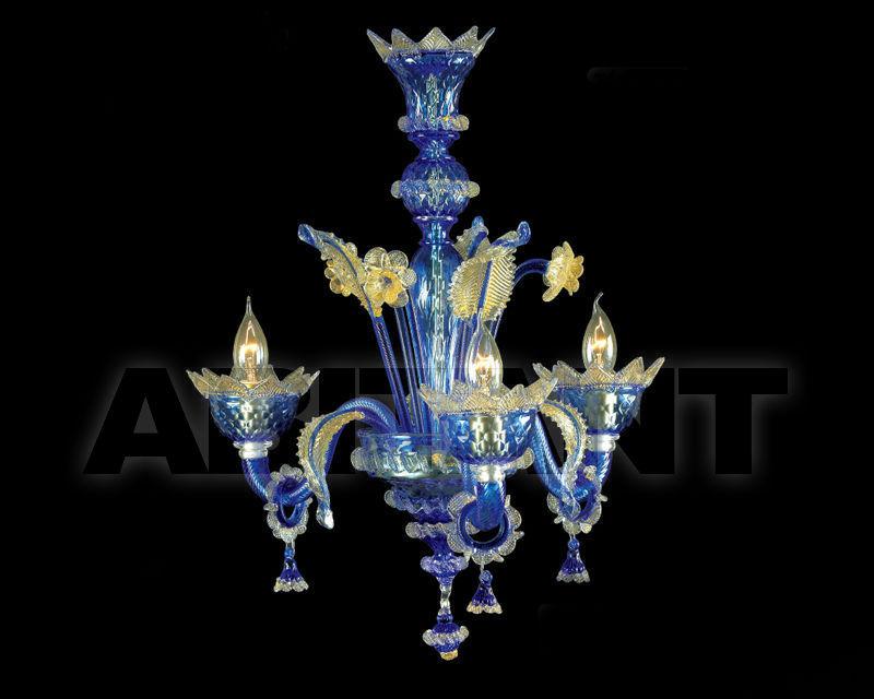 Купить Люстра Arte di Murano Lighting Classic 7437 3