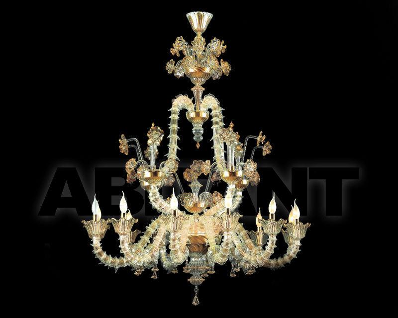Купить Люстра Arte di Murano Lighting Classic 7478 12