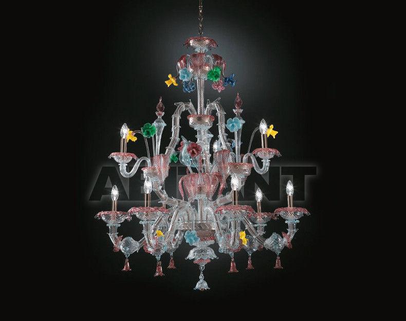 Купить Люстра Antica Murano Artistic Chandeliers 3301/6+3