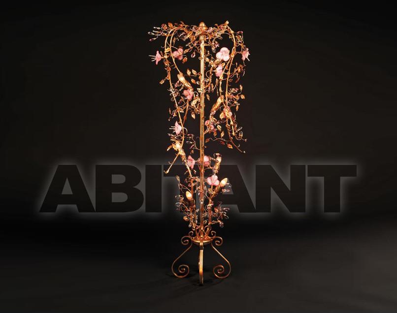 Купить Лампа напольная Nuova Montart Florì 1351/7P