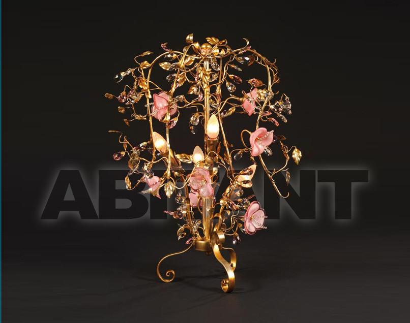 Купить Лампа напольная Nuova Montart Florì 1351/4L