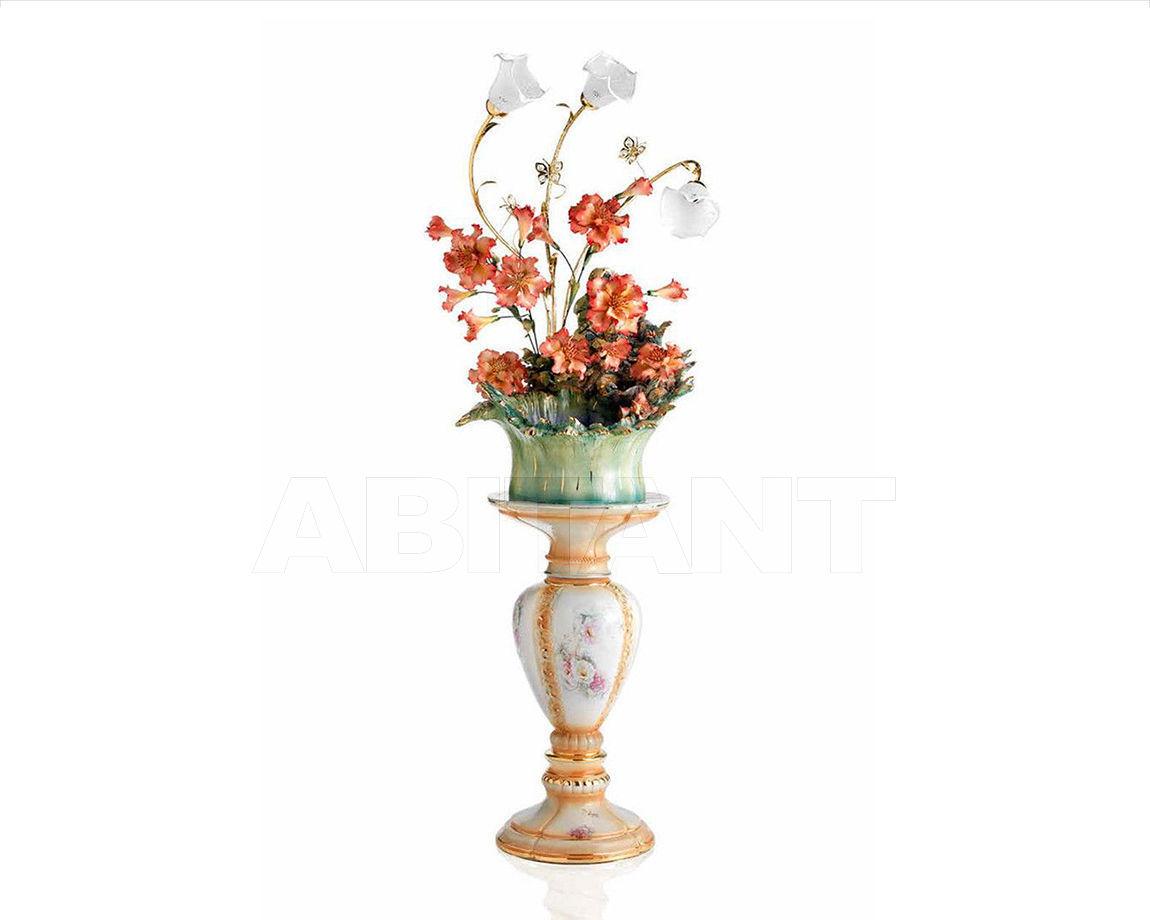 Купить Торшер Ceramiche Lorenzon  Fontane L.528/COLF