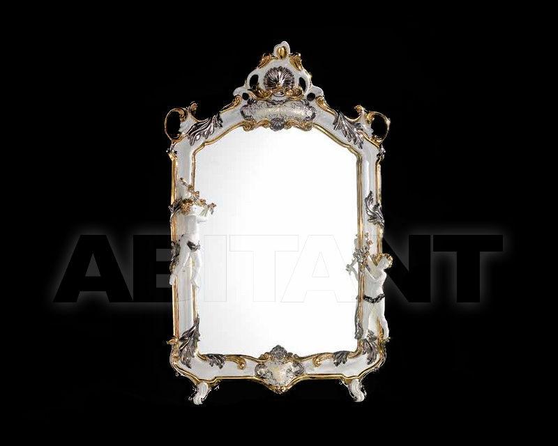 Купить Зеркало настенное Ceramiche Lorenzon  Specchi L.883/P/BOP