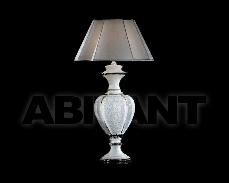 Купить Лампа настольная Ceramiche Lorenzon  Luce L.670/D/BPL