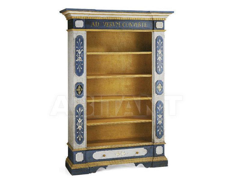 Купить Шкаф книжный Mobili di Castello Decorati md6401