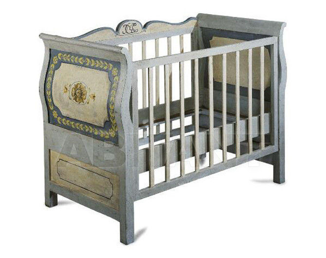 Купить Кроватка Mobili di Castello Decorati md 6531