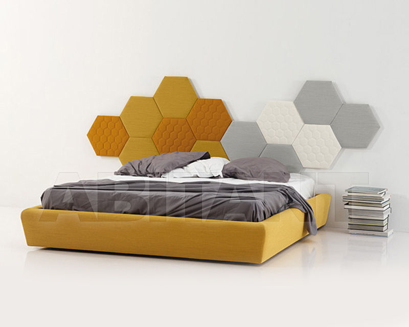 Купить Кровать Tea Sancal Diseno, S.L. Bed 250.03.SV+250.01.P.A3G