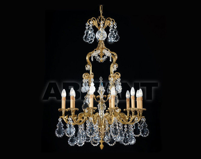 Купить Люстра Badari Lighting Candeliers With Crystals B4-50/12