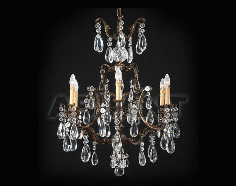 Купить Люстра Badari Lighting Candeliers With Crystals B4-38/6