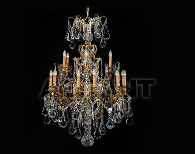 Купить Люстра Badari Lighting Candeliers With Crystals B4-38/24