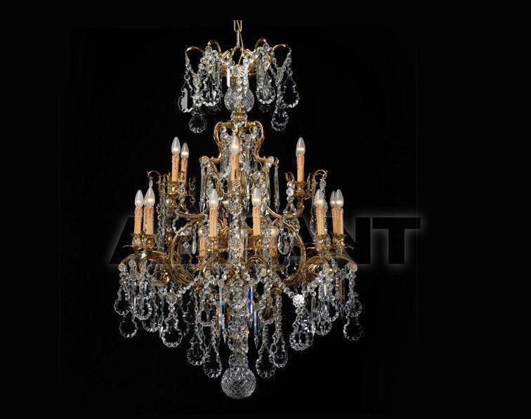 Купить Люстра Badari Lighting Candeliers With Crystals B4-38/24