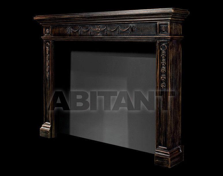 Купить Каминный портал Salda Arredamenti Srl Argento 6935