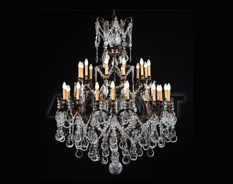 Купить Люстра Badari Lighting Candeliers With Crystals B4-38/30