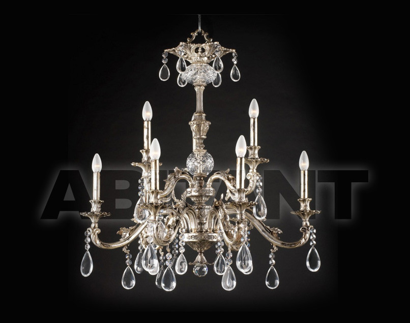 Купить Люстра Badari Lighting Candeliers With Crystals B4-27/9
