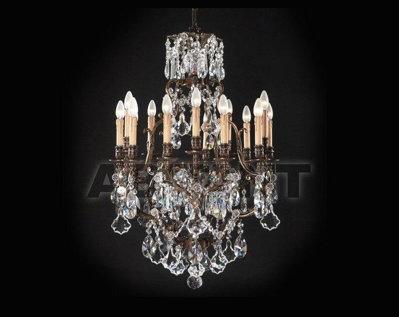 Купить Люстра Badari Lighting Candeliers With Crystals B4-23/15