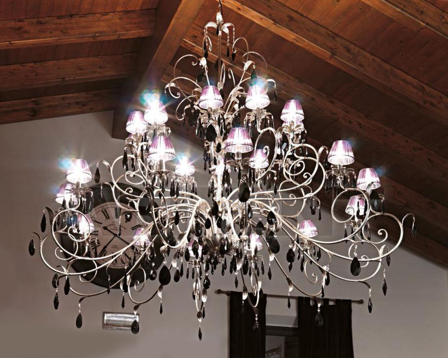 Купить Люстра Acqua Eurolampart srl Opera & Light 2763/24LA