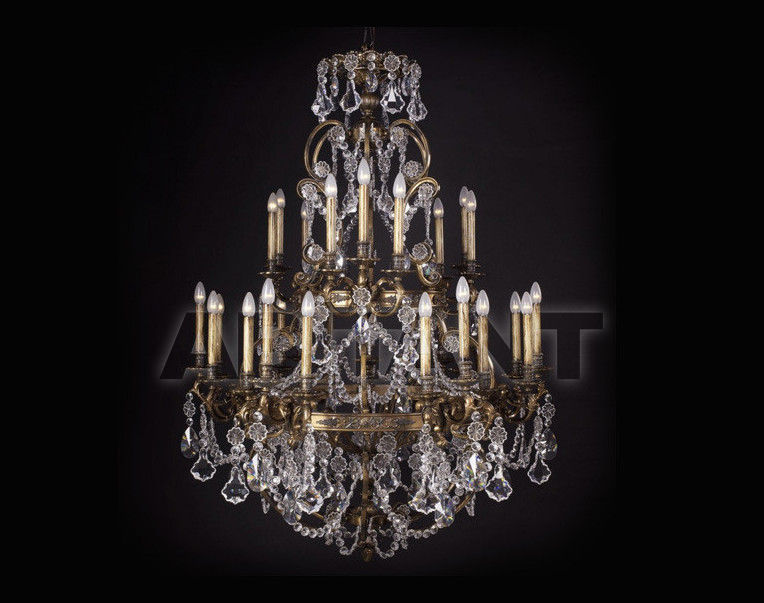 Купить Люстра Badari Lighting Candeliers With Crystals B4-443/27