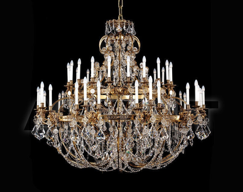 Купить Люстра Badari Lighting Candeliers With Crystals B4-443/50