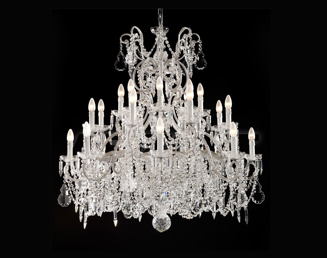 Купить Люстра Badari Lighting Candeliers With Crystals B4-47/24