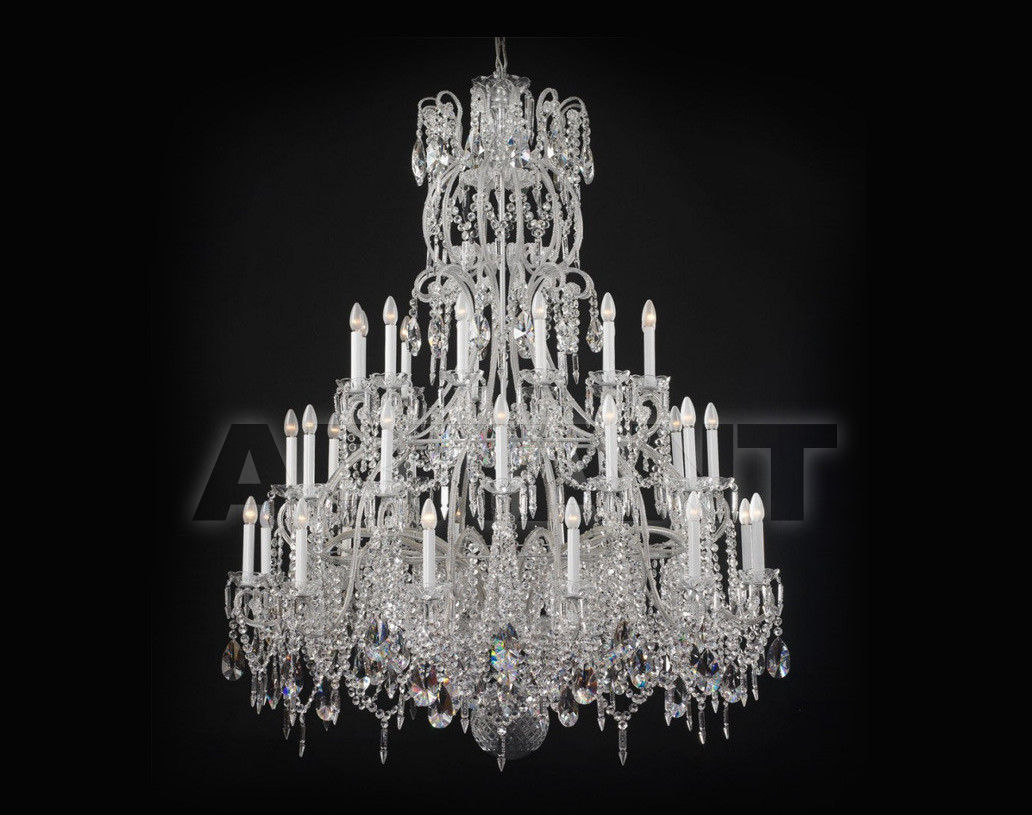 Купить Люстра Badari Lighting Candeliers With Crystals B4-47/36