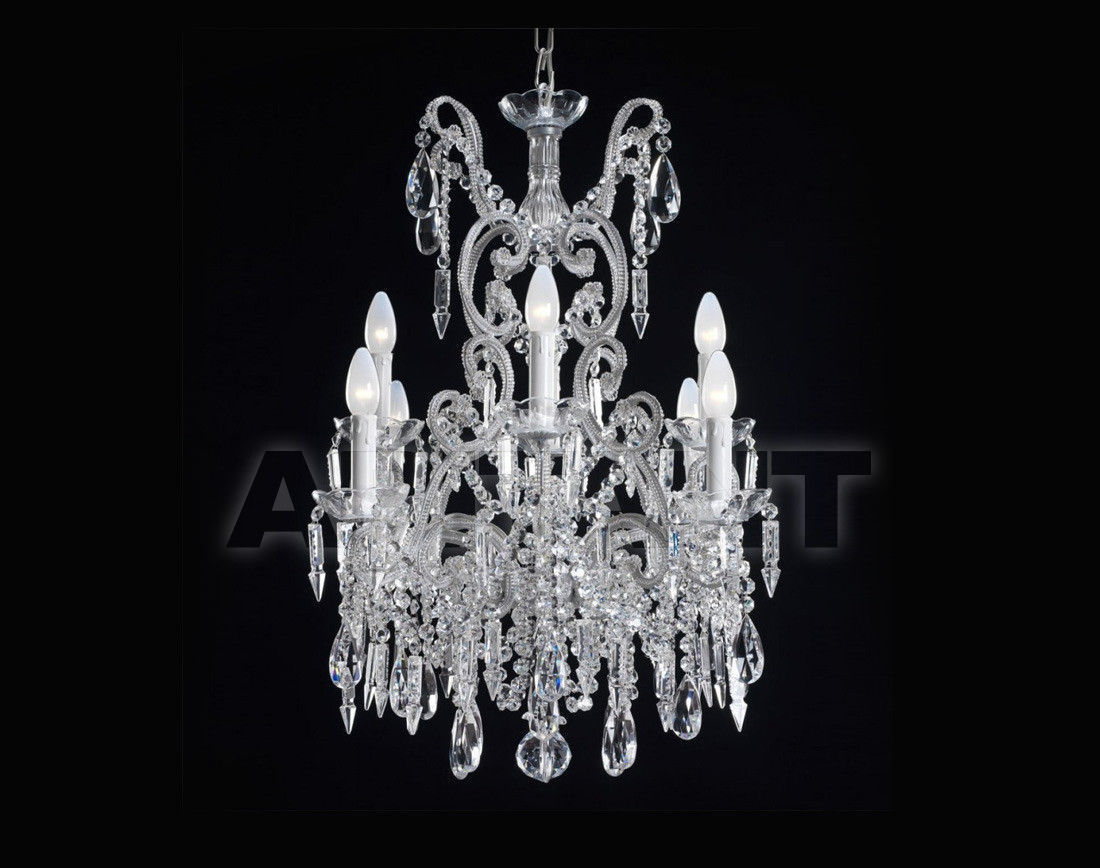 Купить Люстра Badari Lighting Candeliers With Crystals B4-47/8
