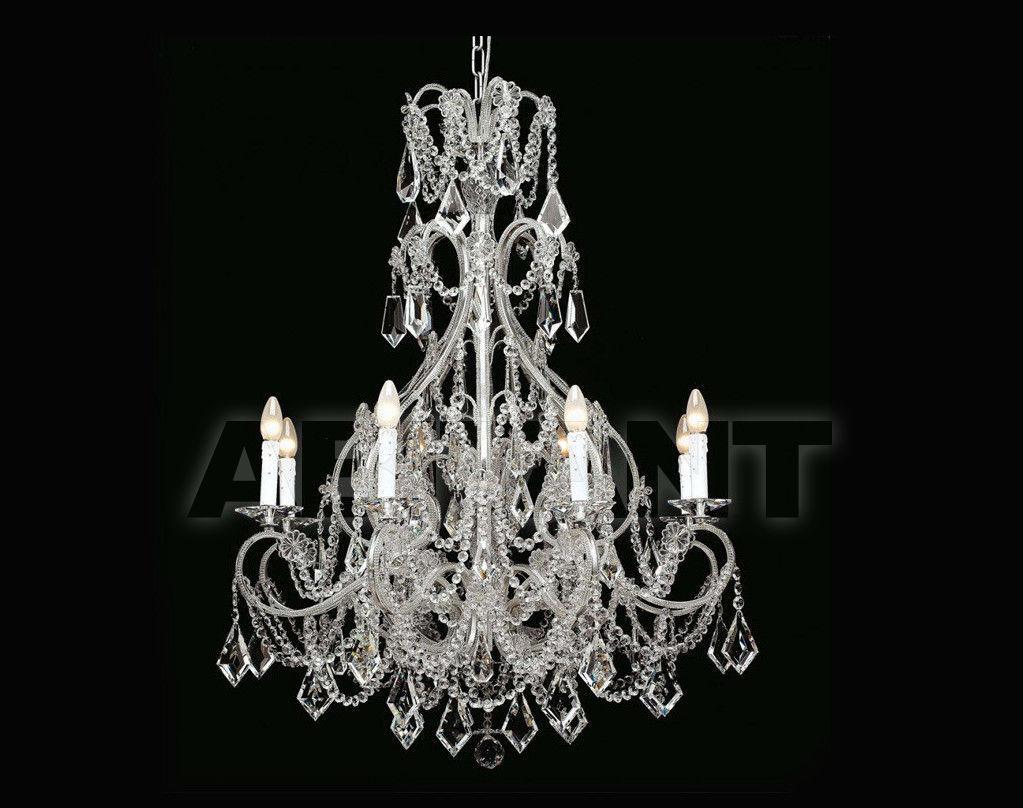 Купить Люстра Badari Lighting Candeliers With Crystals B4-37/8