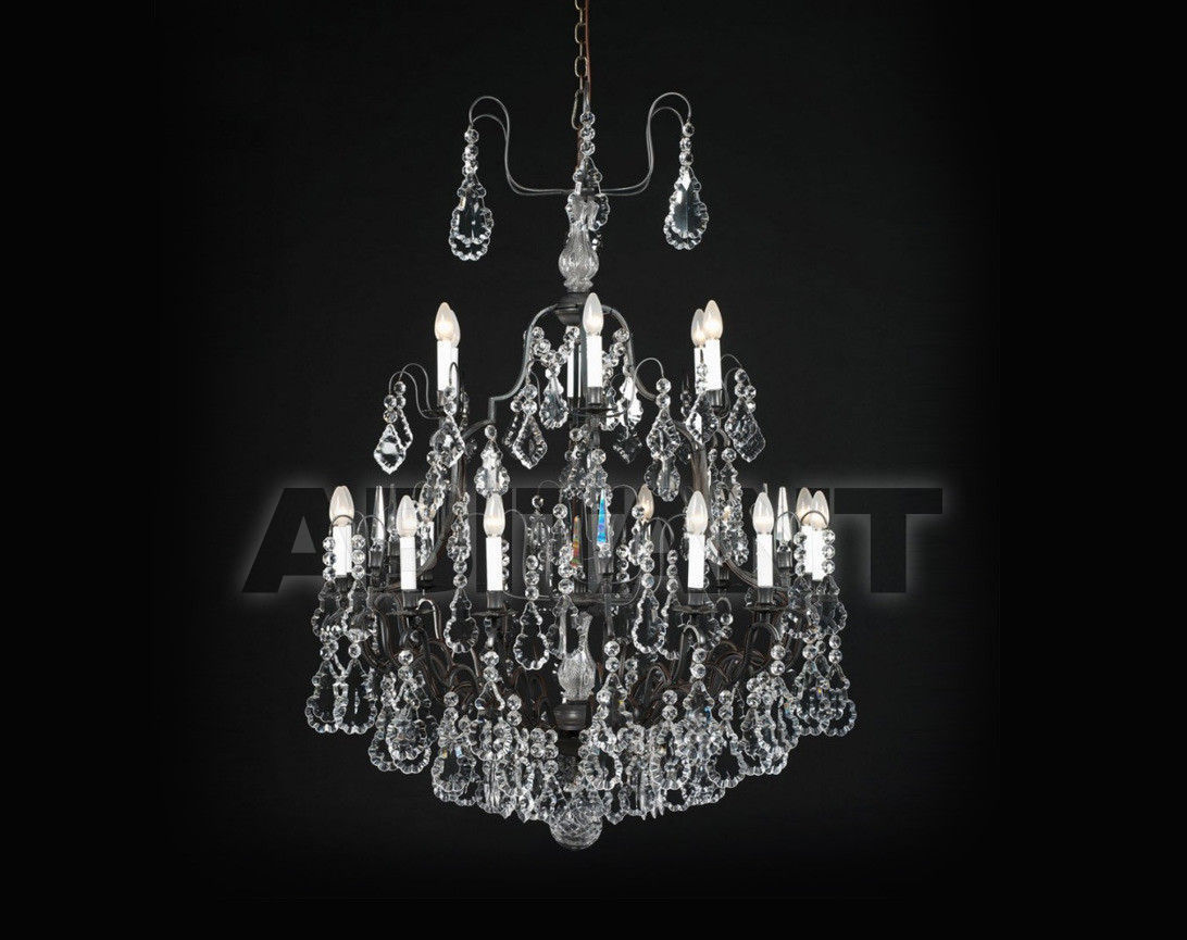 Купить Люстра Badari Lighting Candeliers With Crystals B4-681/18