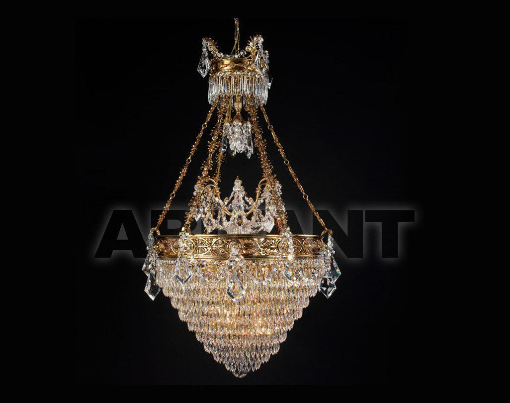 Купить Люстра Badari Lighting Candeliers With Crystals  B4-708/10