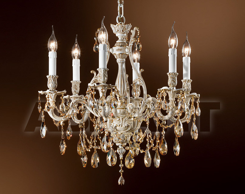 Купить Люстра Possoni Illuminazione Ricordi Di Luce 093/6-C-GOLD