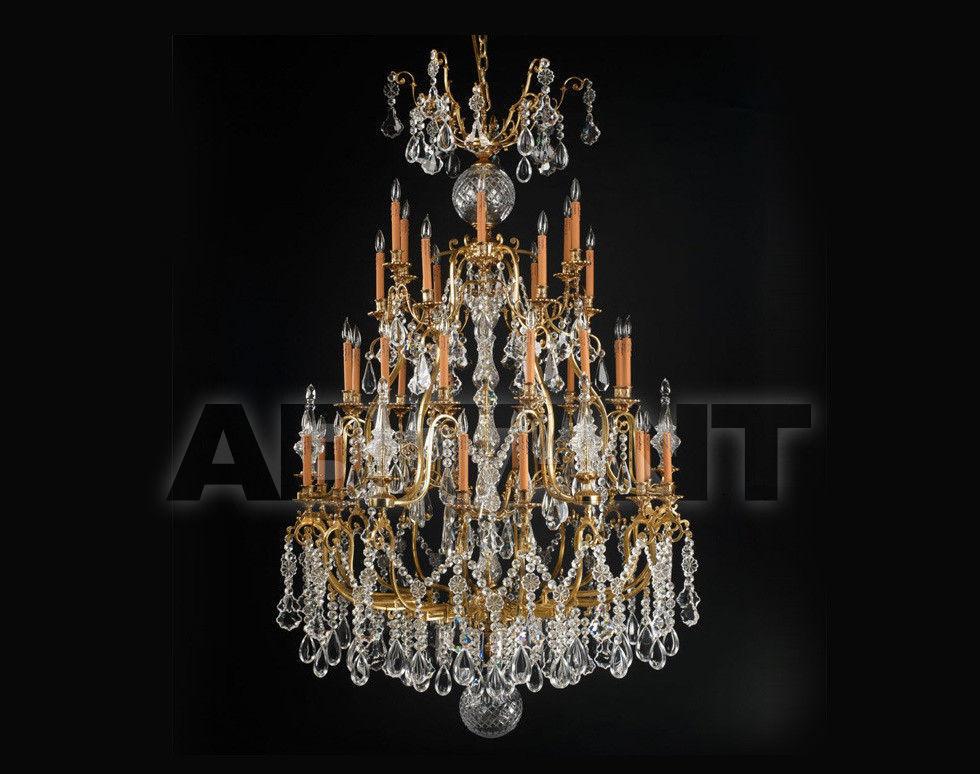Купить Люстра Badari Lighting Candeliers With Crystals B4-735/36
