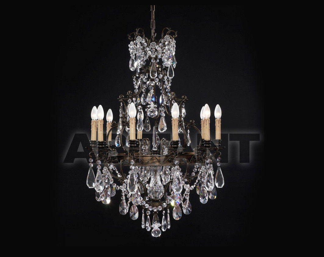 Купить Люстра Badari Lighting Candeliers With Crystals B4-170/10
