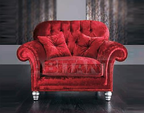 Купить Кресло ELITE TS Salotti Eleganti Emozioni ELITE Armchair 120x100