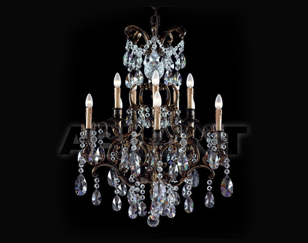 Купить Люстра Badari Lighting Candeliers With Crystals B4-66/10