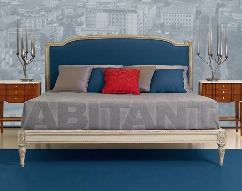 Купить Кровать Salda Arredamenti Sr Blu 1058