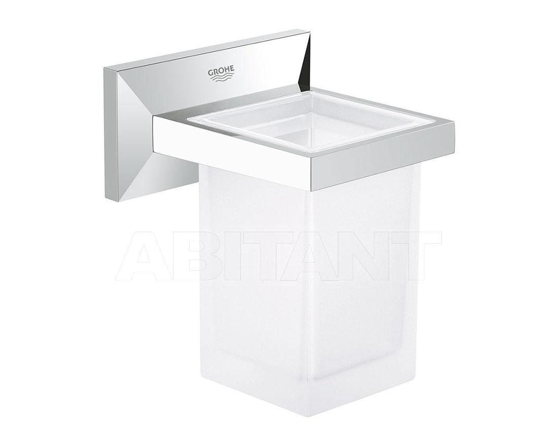 Купить Стакан для зубных щеток Allure Brilliant Grohe 2012 40 493 000