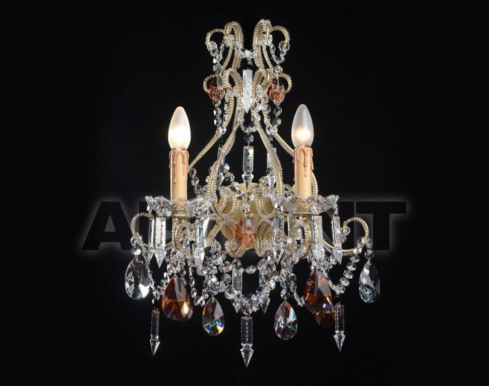 Купить Светильник настенный Badari Lighting Wall Lamps With Crystals A8-31/2AF