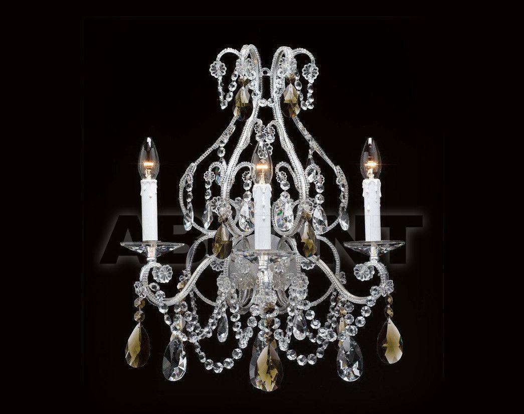 Купить Светильник настенный Badari Lighting Wall Lamps With Crystals A8-37/3AF
