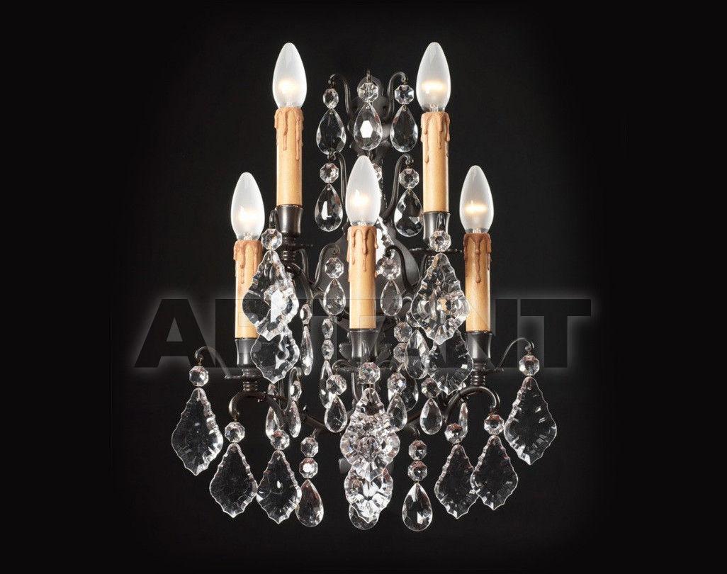 Купить Светильник настенный Badari Lighting Wall Lamps With Crystals A8-005