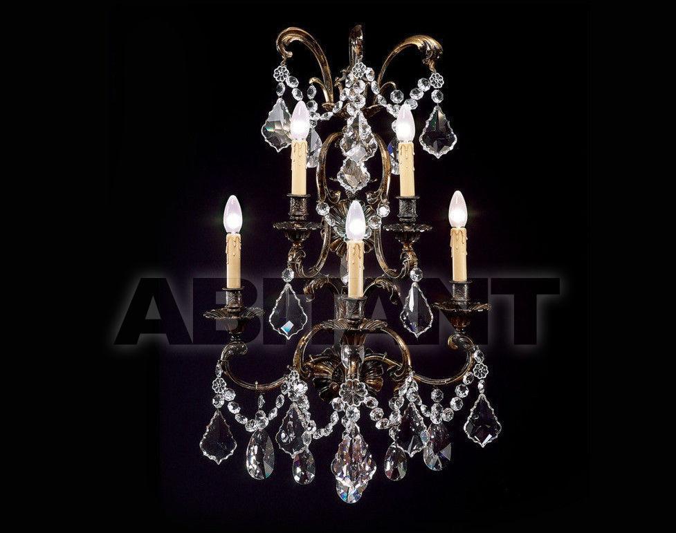 Купить Светильник настенный Badari Lighting Wall Lamps With Crystals A8-66/5