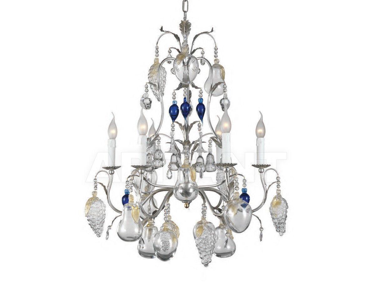 Купить Люстра Tredici Design Tredici Design Collections 1325.6.FG CR
