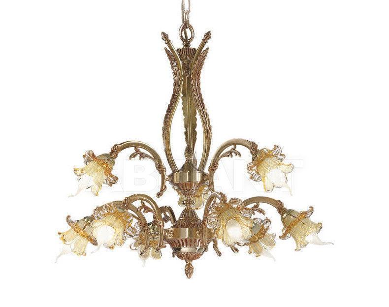Купить Люстра Possoni Illuminazione Floreale 318/6+3