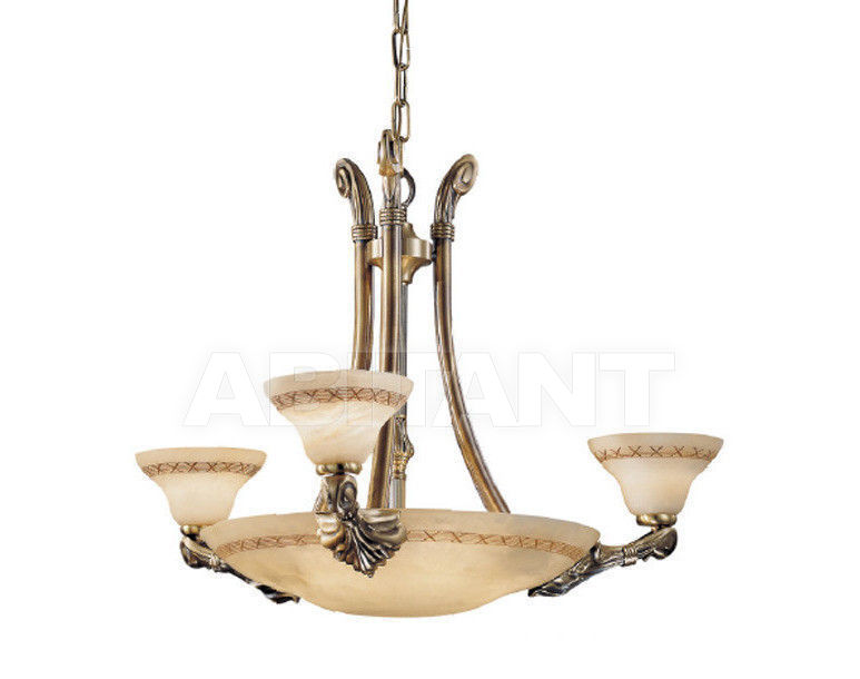 Купить Светильник Possoni Illuminazione Alabastro 2900/3+6