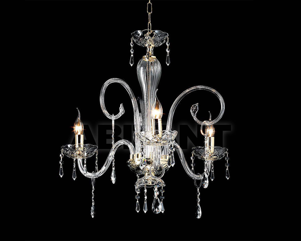 Купить Люстра Ciciriello Lampadari s.r.l. Lighting Collection MARIA TERESA L6 lampadario 3 luci